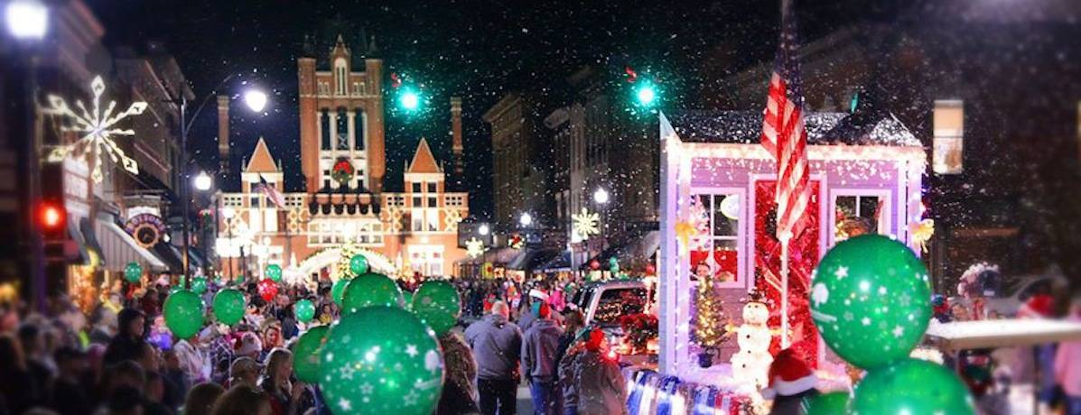 Santa on the Square Archives - Things To Do in Bardstown, KY - Visit ...
