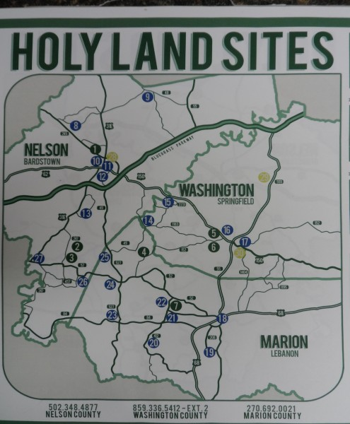 Holy Land Tour - Things To Do in Bardstown, KY - Visit Bardstown